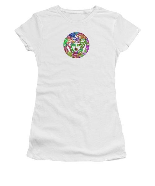 Versace Paint Design Women's T-Shirt