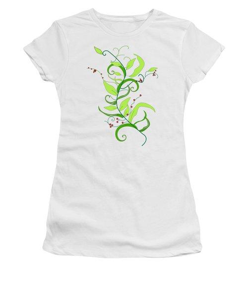 Vertical Vine Women's T-Shirt