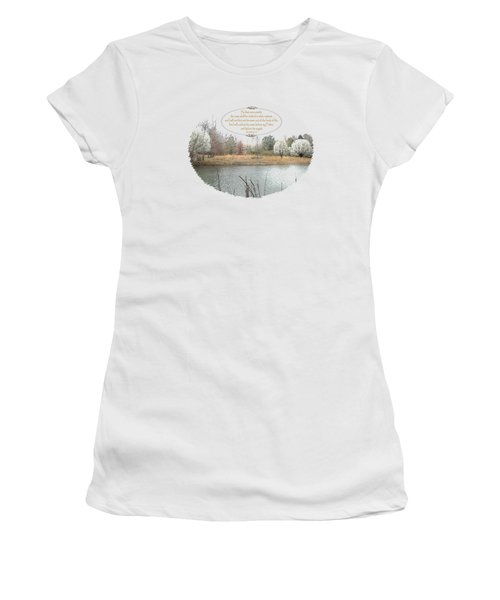 Victorious - Verse Women's T-Shirt
