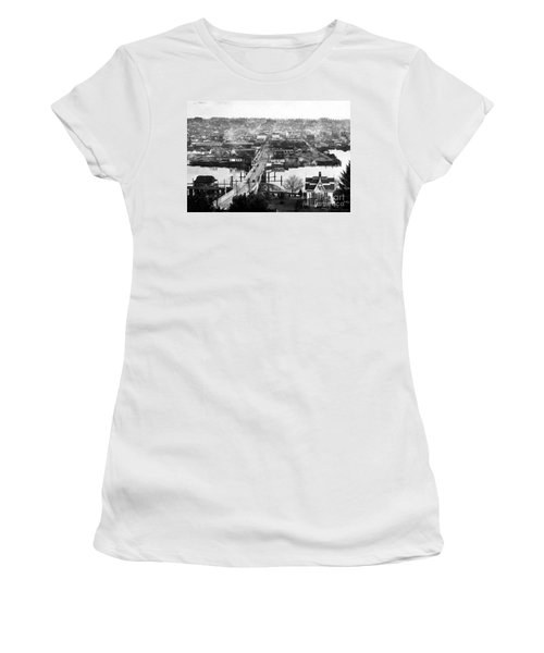 View East Over Olympia 1921 Women's T-Shirt