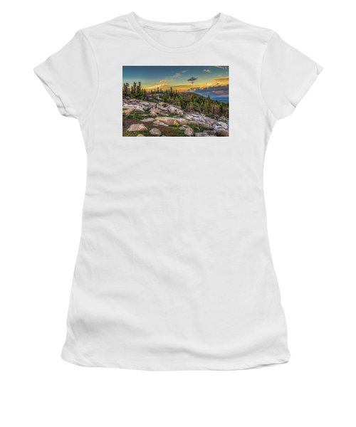 View From Dolly Sods 4714 Women's T-Shirt