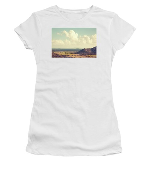 View From Mihintale Women's T-Shirt