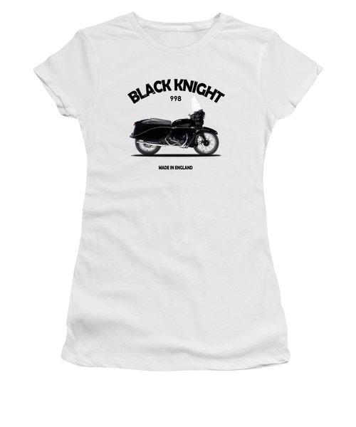 Vincent Black Knight 1955 Women's T-Shirt