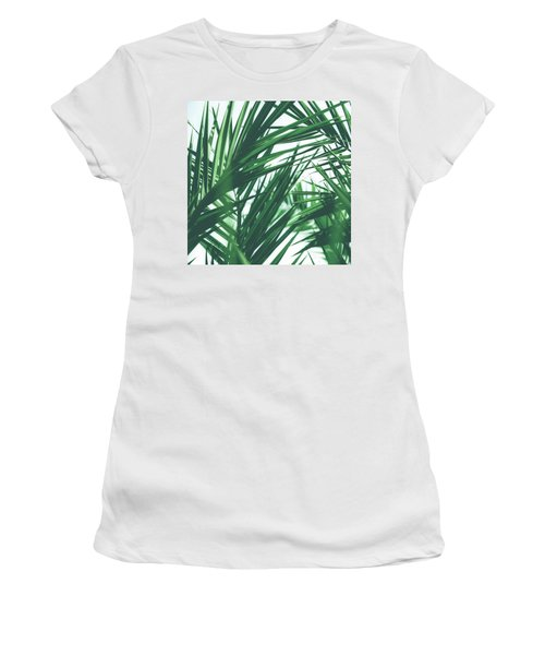 Vintage Palms IIi Women's T-Shirt