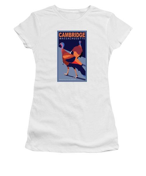 Walking Away From You-cambridge Women's T-Shirt