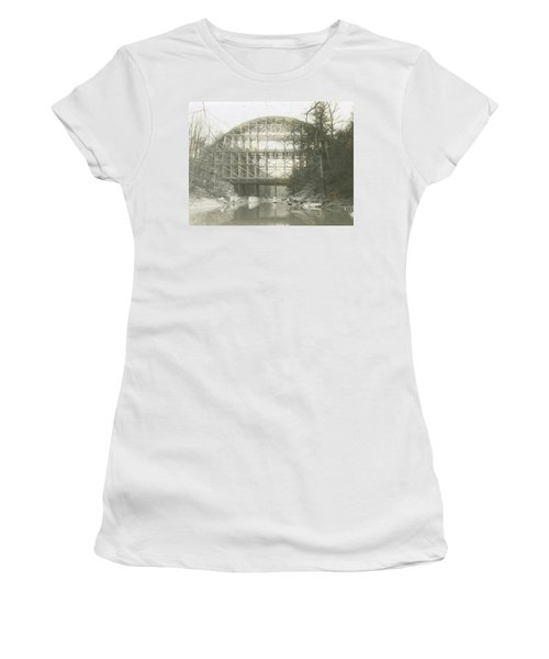 Walnut Lane Bridge Women's T-Shirt