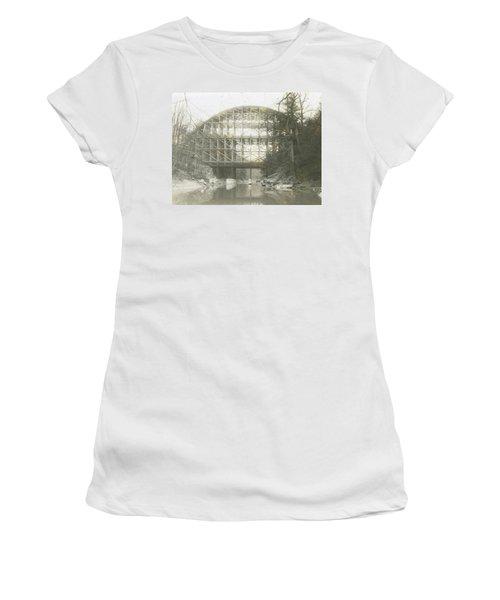 Walnut Lane Bridge Women's T-Shirt