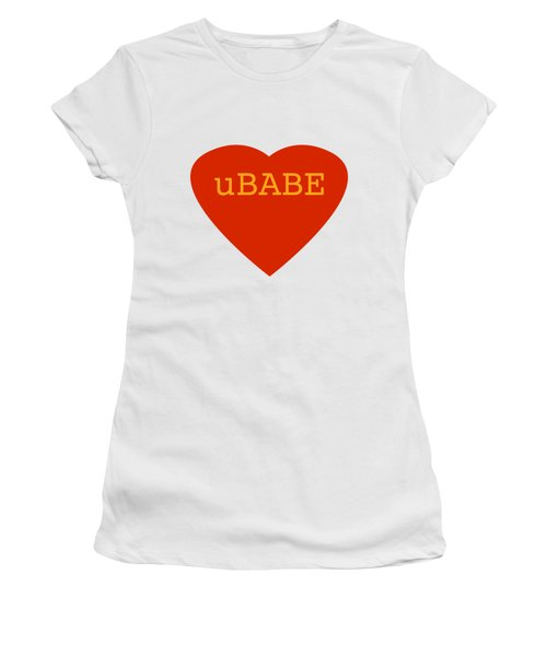 Warm Love Heart Women's T-Shirt