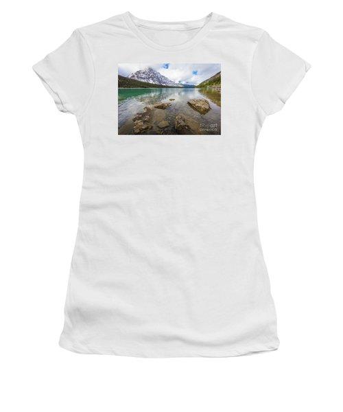 Waterfowl Lake Women's T-Shirt