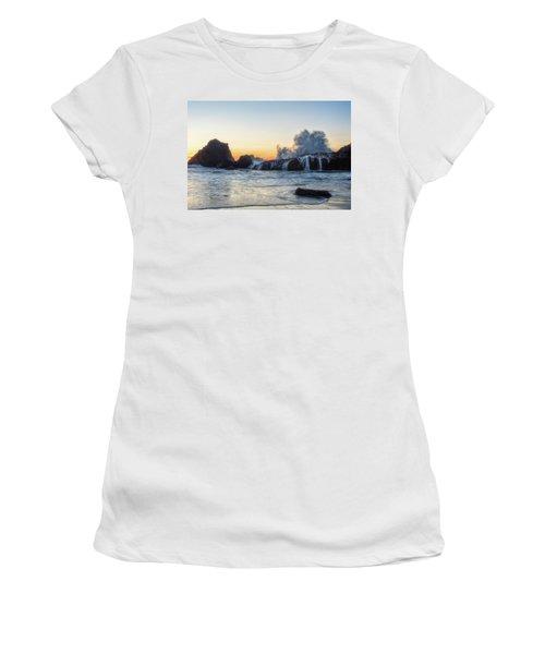 Wave Burst Women's T-Shirt