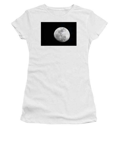 Waxing Gibbous Women's T-Shirt