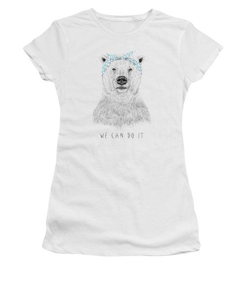 We Can Do It Women's T-Shirt