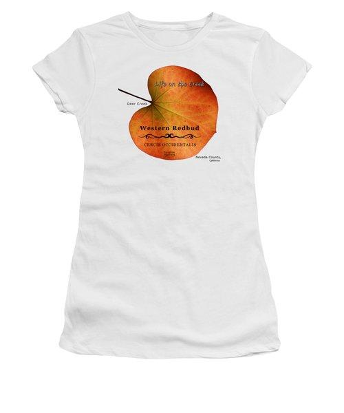 Western Redbud Women's T-Shirt