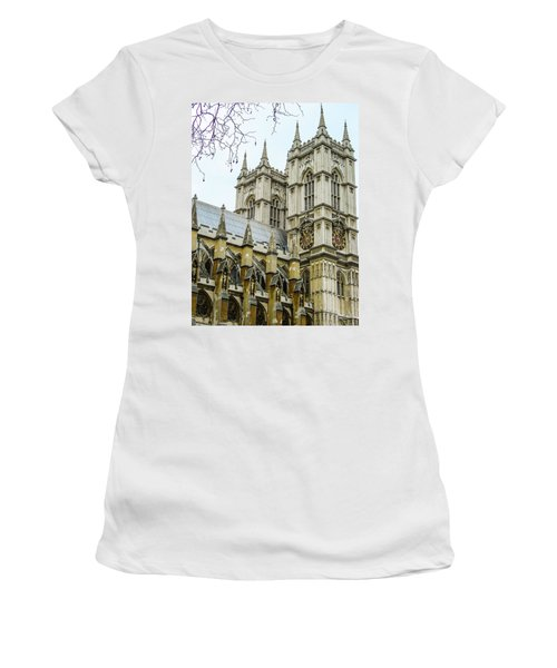 Westminster Abbey Women's T-Shirt