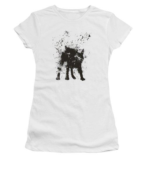 Wet Dog Women's T-Shirt