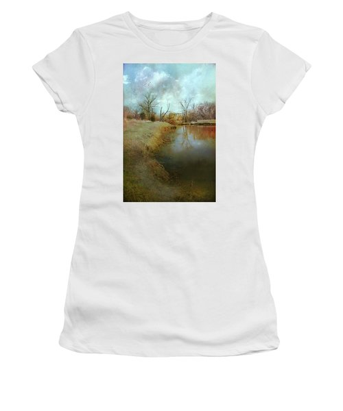Where Poets Dream Women's T-Shirt