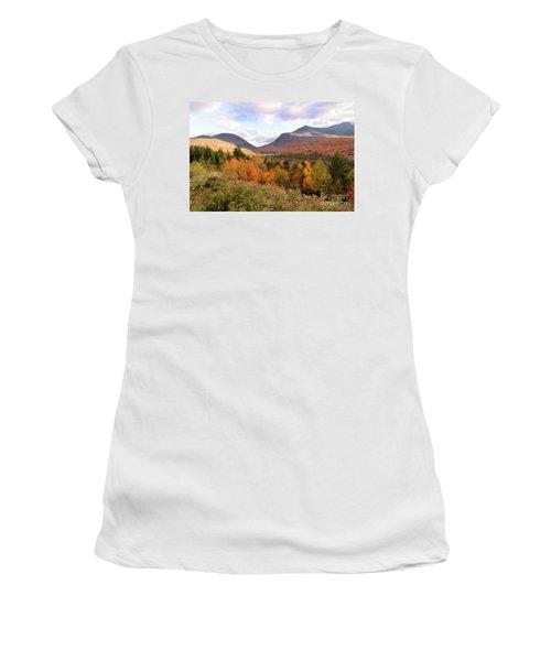White Mtns Waterville Valley 2 Women's T-Shirt