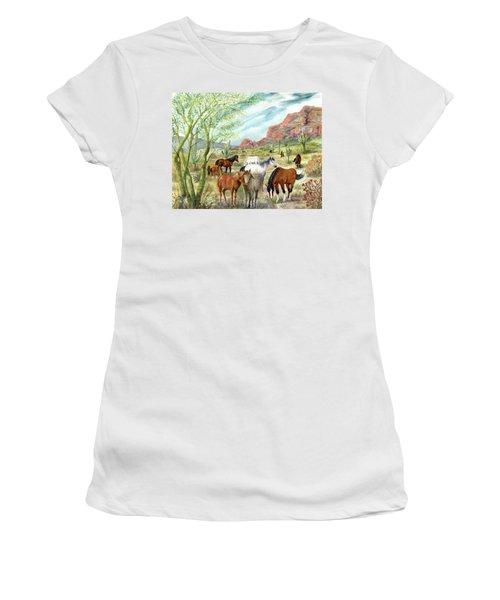Wild And Free Forever Women's T-Shirt