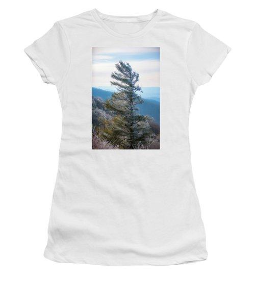 Wind Shaped Women's T-Shirt