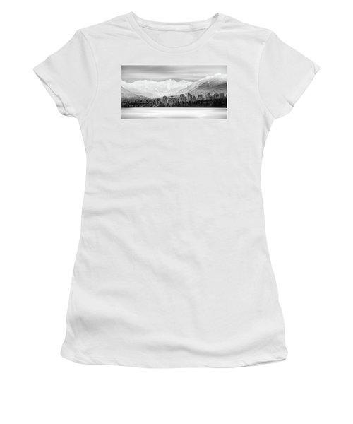 Winterscape Vancouver Women's T-Shirt