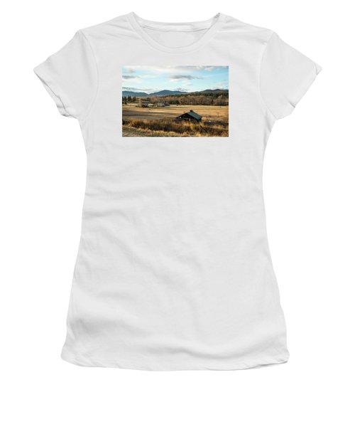 Winthrop Morning Pastures Women's T-Shirt