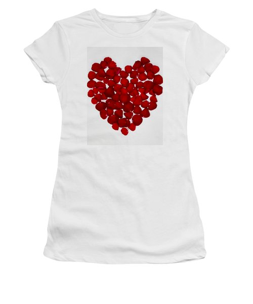 With All My Hearts 2 Women's T-Shirt