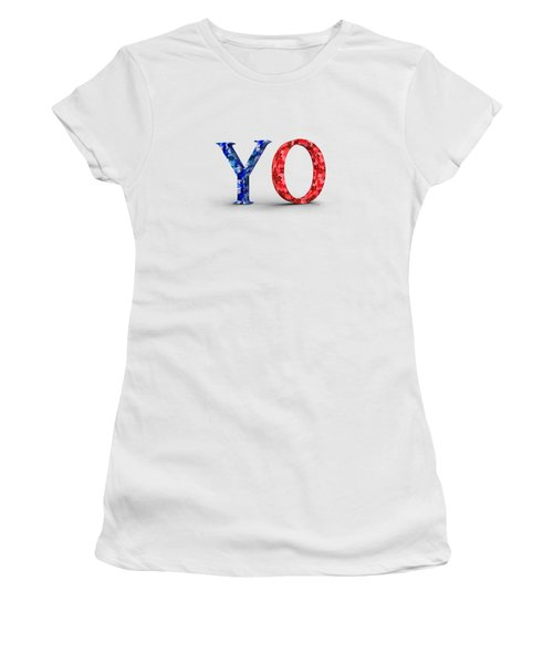 Y O Women's T-Shirt