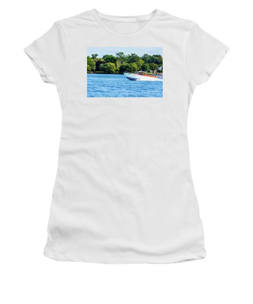 Yes Its A Chris Craft Women's T-Shirt