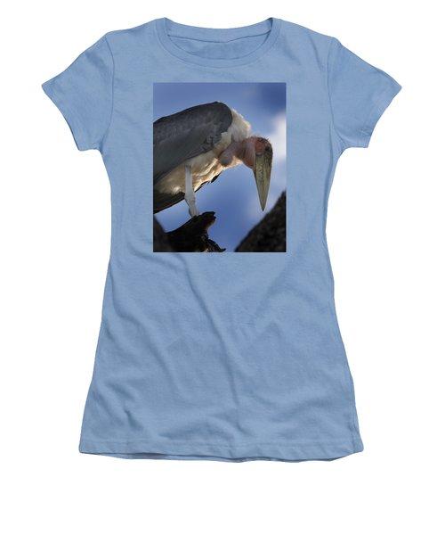Maribou Stork Women's T-Shirt (Athletic Fit)