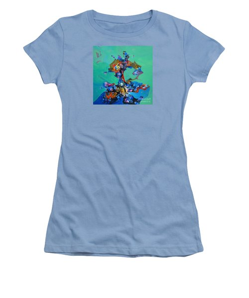 Beauty Of Nature Sold Out Women's T-Shirt (Junior Cut) by Sanjay Punekar