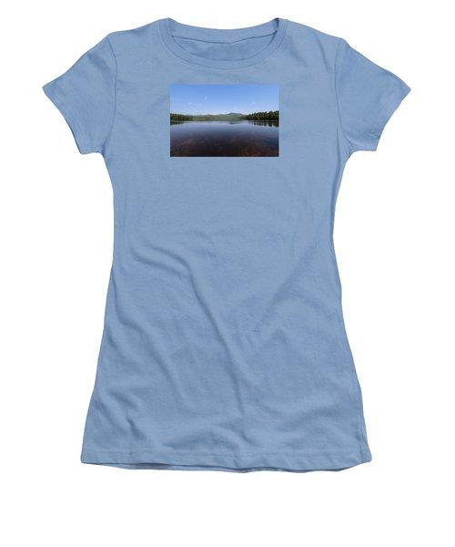 Chororua  Lake Women's T-Shirt (Athletic Fit)