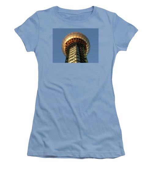 Sunsphere Women's T-Shirt (Athletic Fit)