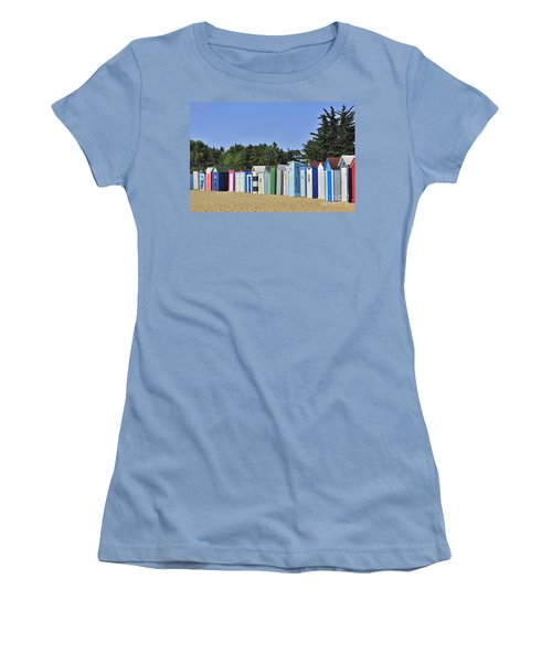 Women's T-Shirt (Junior Cut) featuring the photograph 130109p082 by Arterra Picture Library