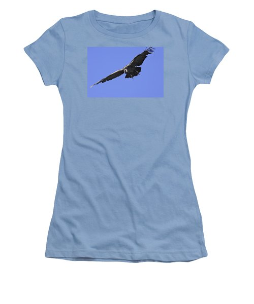 Andean Condor Women's T-Shirt (Athletic Fit)