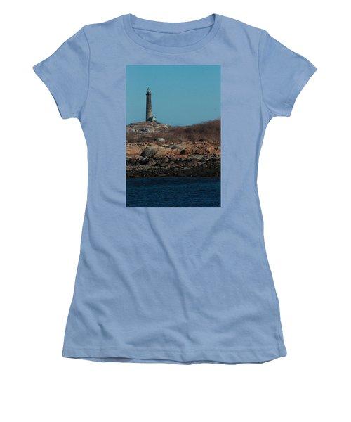 Thatcher Island Women's T-Shirt (Athletic Fit)
