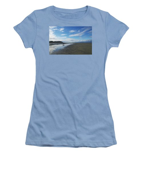 Evening Reflections  Women's T-Shirt (Athletic Fit)