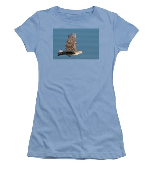 Untitled Women's T-Shirt (Junior Cut) by Hal Beral