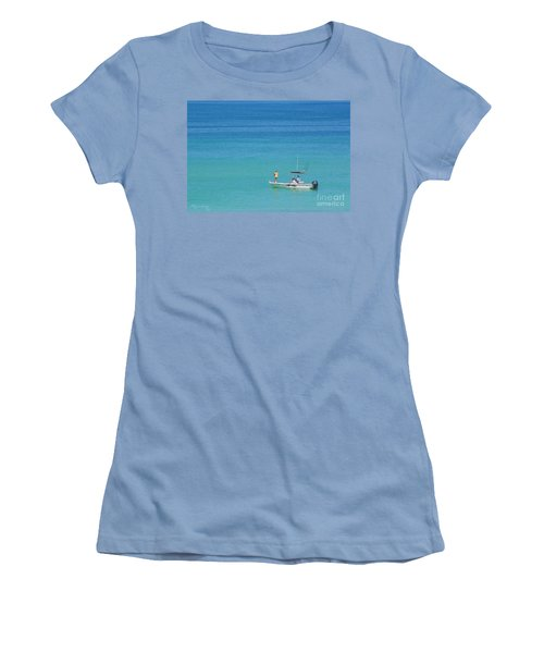 A Great Way To Spend A Day Women's T-Shirt (Athletic Fit)