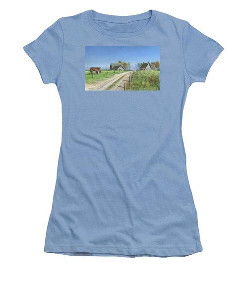 A New Beginning Women's T-Shirt (Junior Cut)