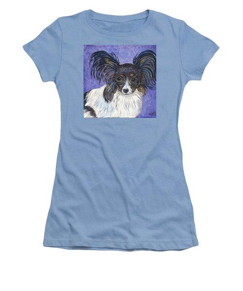 A Royal Papillon Women's T-Shirt (Athletic Fit)