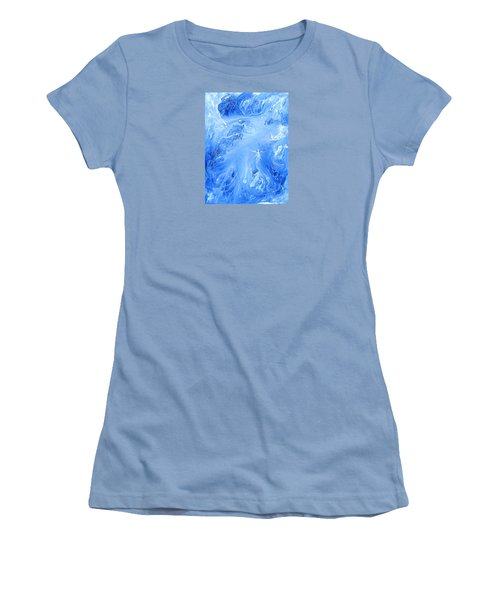 Angels In The Sky Iv Women's T-Shirt (Junior Cut) by Kume Bryant