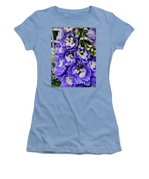 Aristocratic Spire Women's T-Shirt (Junior Cut) by VLee Watson