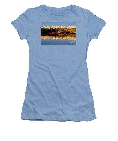 Autumn Colors At Molas Women's T-Shirt (Athletic Fit)