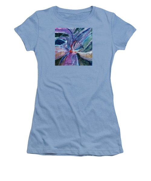 Bloom II Women's T-Shirt (Athletic Fit)