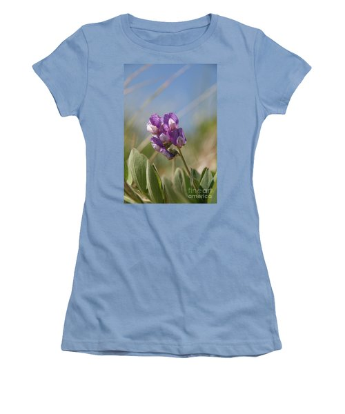Breathe In The Air No.2 Women's T-Shirt (Junior Cut) by Neal Eslinger