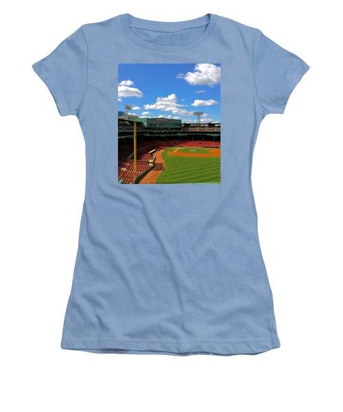 Classic Fenway I  Fenway Park Women's T-Shirt (Junior Cut)