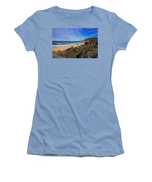 Coastal Beauty Women's T-Shirt (Junior Cut) by Dave Files