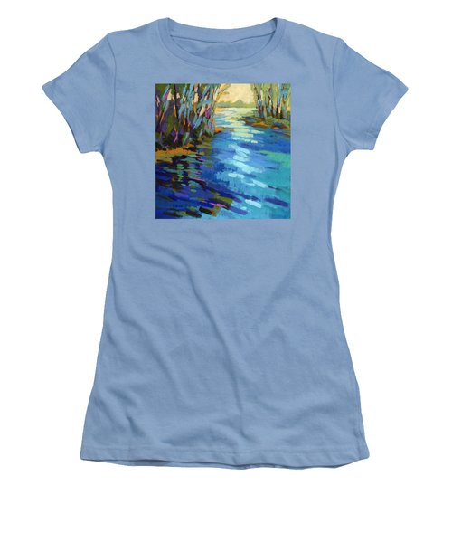 Colors Of Summer 9 Women's T-Shirt (Athletic Fit)