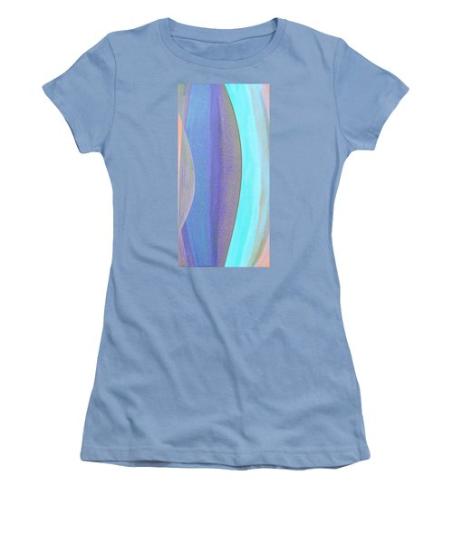 Curves1 Women's T-Shirt (Junior Cut) by Stephanie Grant