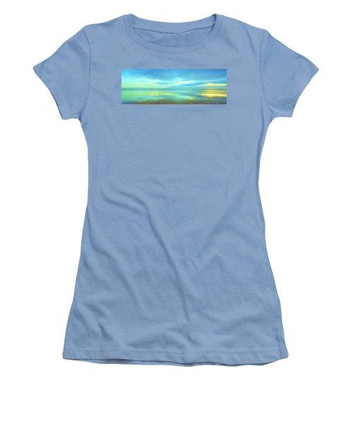 Dawning Glory Women's T-Shirt (Junior Cut) by Sophia Schmierer